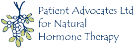Patient Advocates Ltd for Natural Hormone Therapy